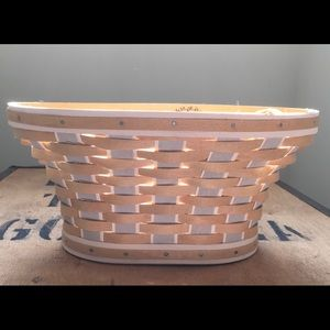 2011 Washed Linen Basket